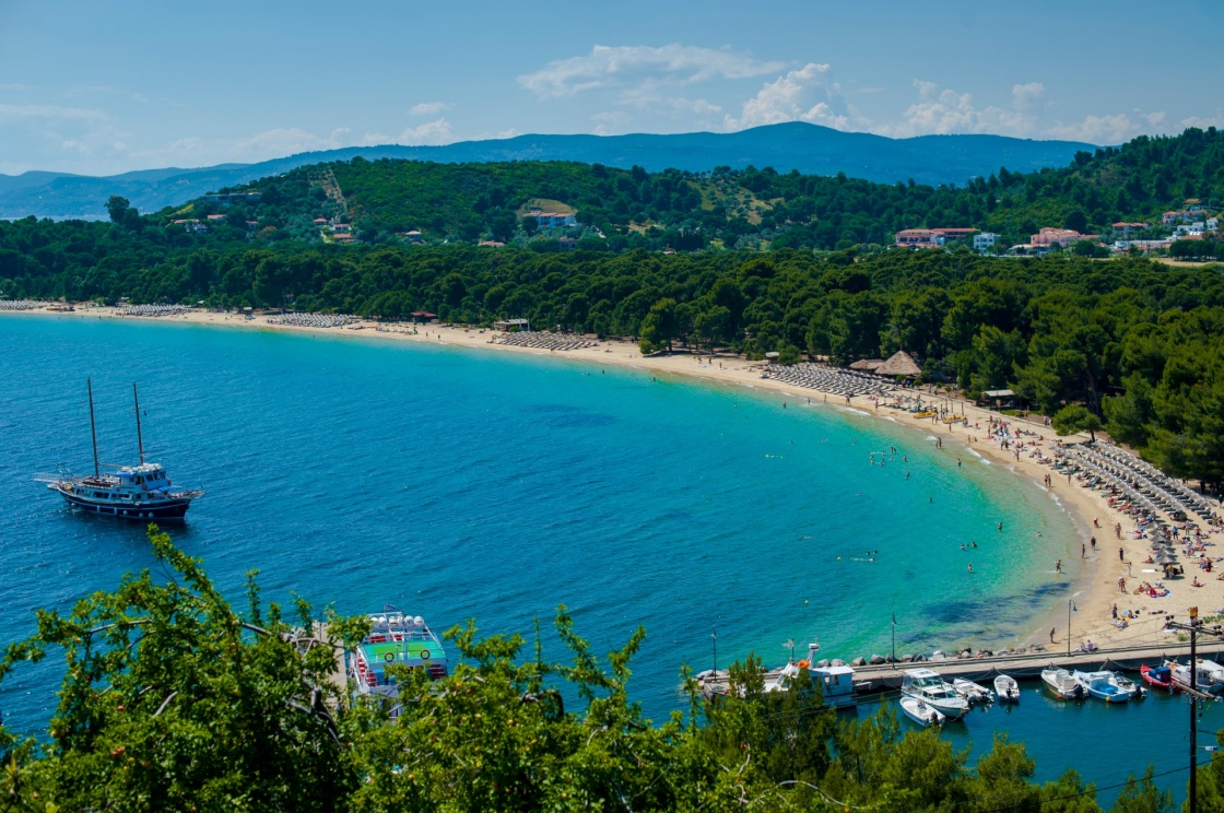 Koukounaries Beach Skiathos Hotels